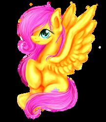 Fluttershy by N0M1