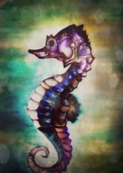 Seahorse by Blurredx0x