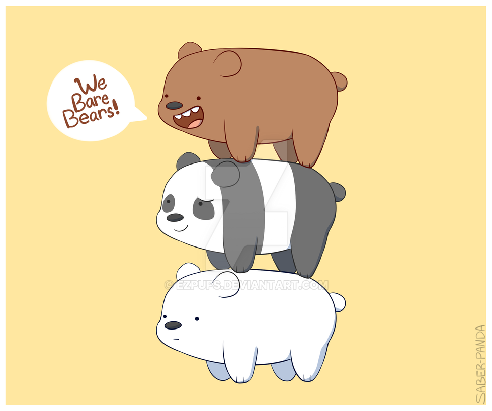 Image Result For We Three Bears
