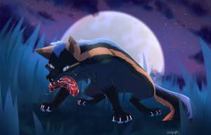 Hunter by ezpups