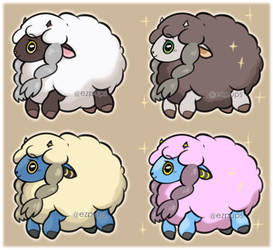 wooloos by ezpups