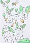 Korbin Sketch Page