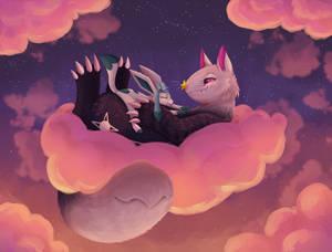 Cuddle in the Clouds
