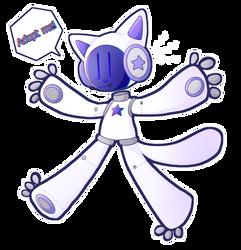 OTA Purple Cyber Cat(Closed)