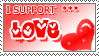 Love stamp.. by szerii