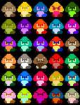 Goomba Collage