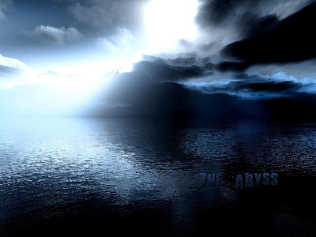 the abyss wallpaper by swan88 on deviantart