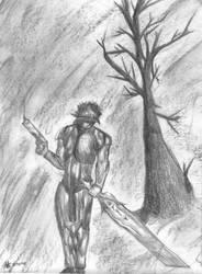 Forest Knight by stojke91