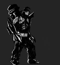 Alien Soldier by stojke91