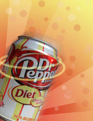 Dr Pepper by LatteQueen