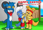 Digimon Rescue Team Easter