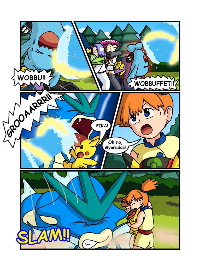 Ashchu Comics 66 By Coshi Dragonite On Deviantart