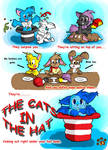 The cat in the hat by Coshi-Dragonite