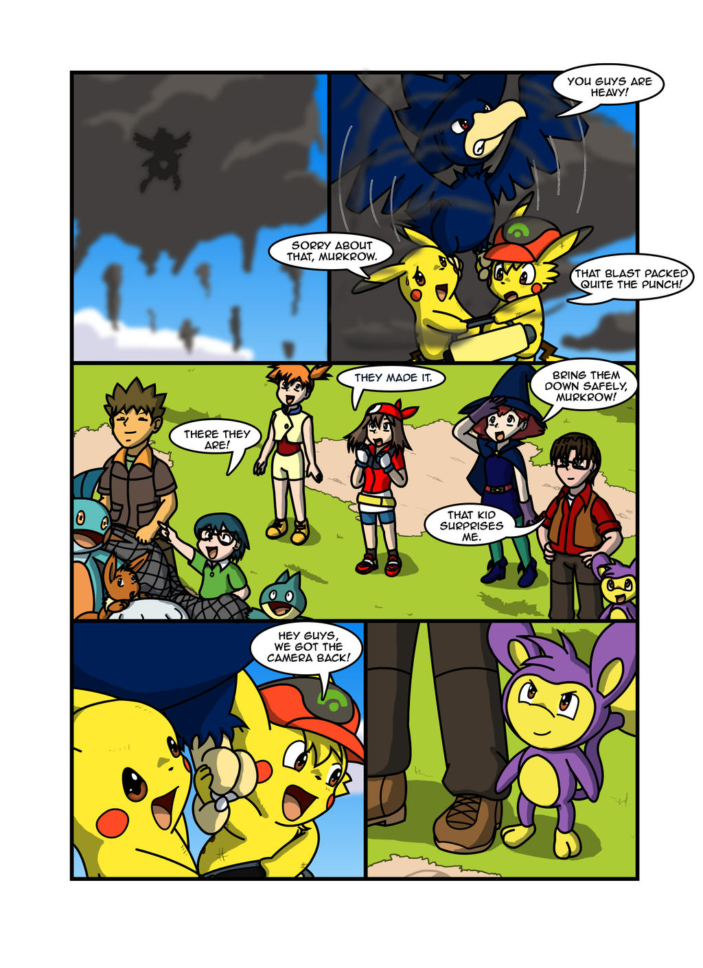 Ashchu Comics 84 by Coshi-Dragonite on DeviantArt
