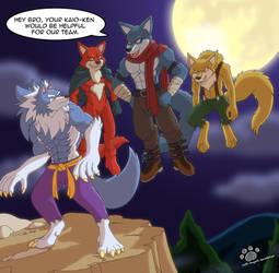 Recruiting Mr. Talbain by Coshi-Dragonite