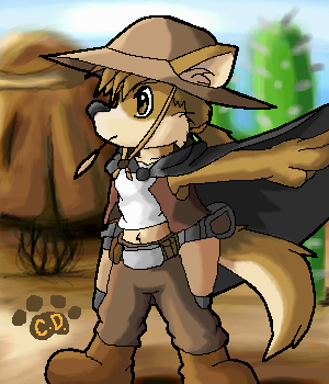 Willie the Kid by Coshi-Dragonite