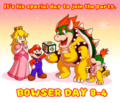 Mario Party: Bowser Day