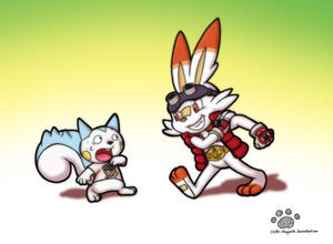 Summer Wars Pokemon