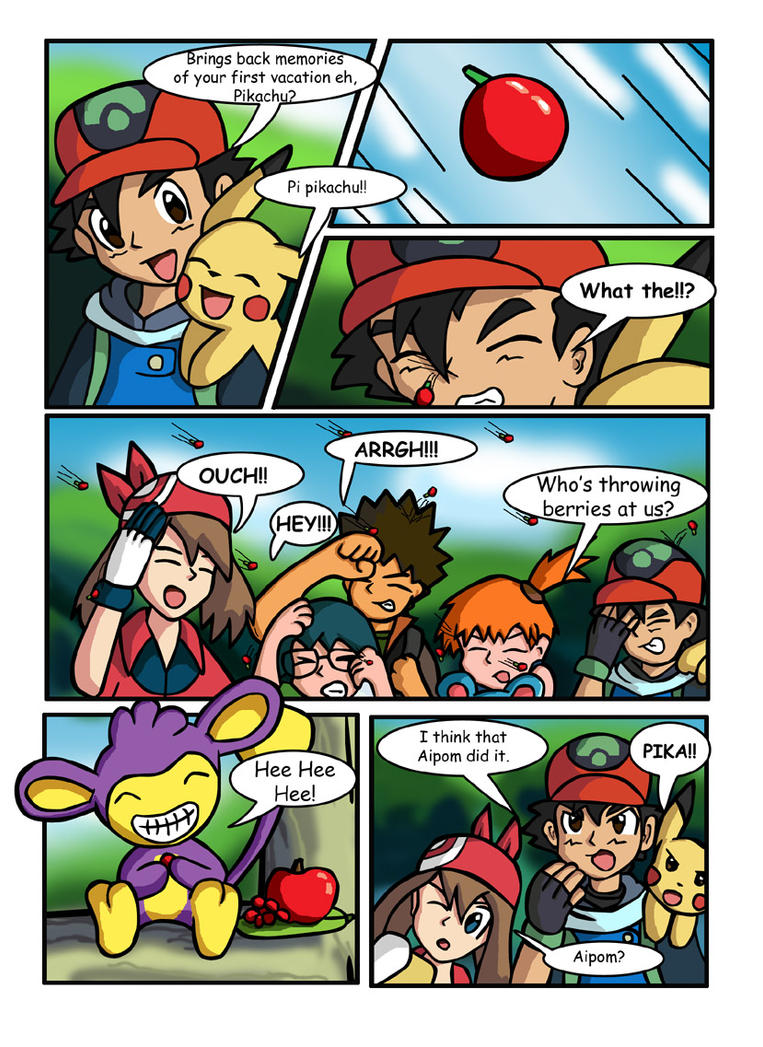 8muses pokemon