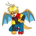 Coshi Dinodragon mode