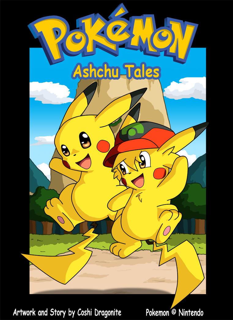 Ashchu Comics Cover by Coshi-Dragonite
