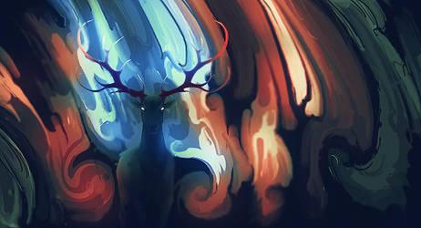 Bambi by daSiilva