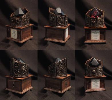 The Robert Bloch Award-The Haunter Of The Dark