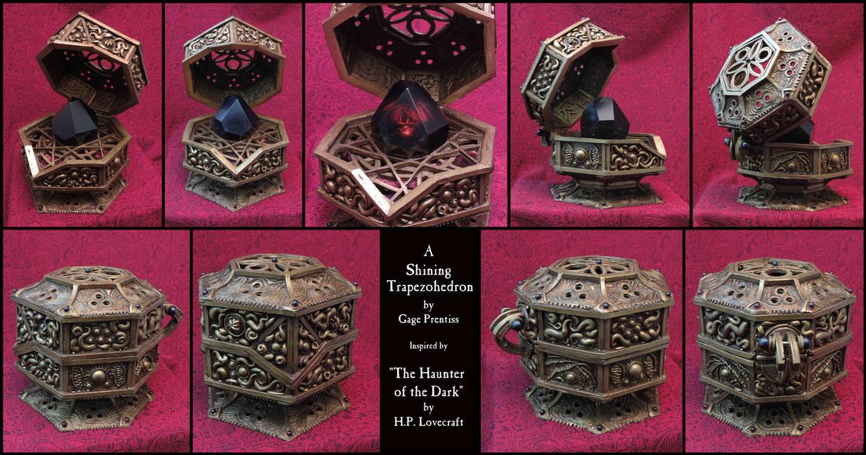 A Shining Trapezohedron by Legiongp