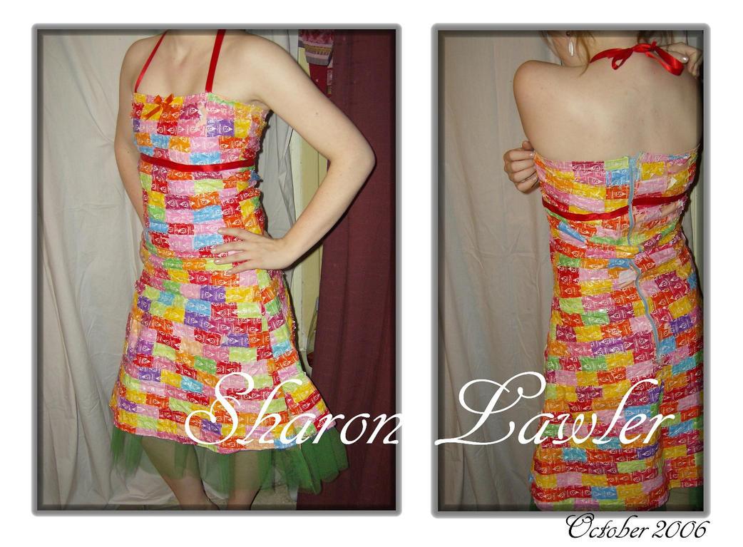 Starburstalicious Dress by tictacracklepop