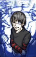 Happy Goth by kazenokibou