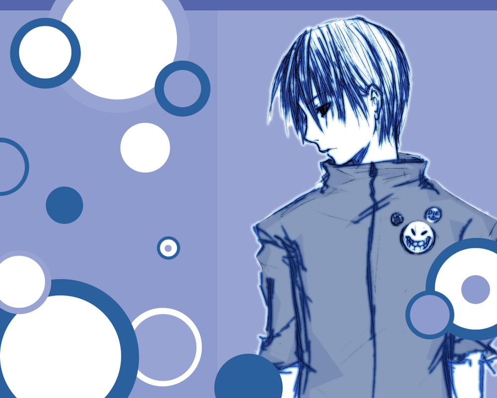 Blue by kazenokibou