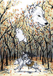 The White Wolf