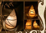 Bamboo Sprout lamp