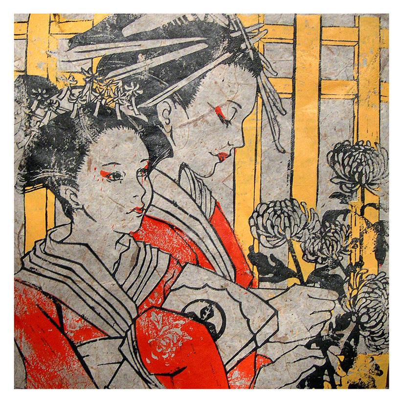 Kinga Shinnen by kazenokibou