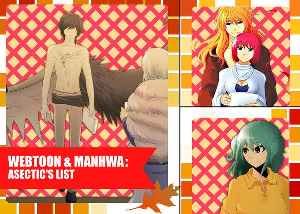 TPL Edit: My Manhwa and Webtoon List by Wyntile on DeviantArt