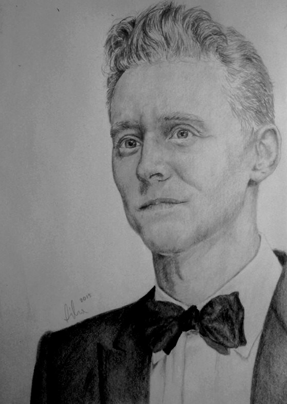 Tom Hiddleston by SurrenderToHope