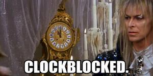Clockblocked