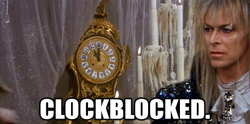 Clockblocked by Ring0fFire