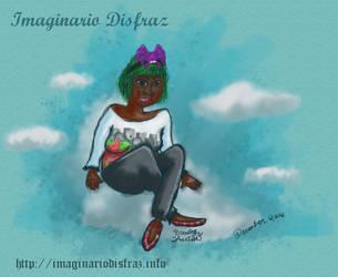 Self Portrait for Website by freelymew