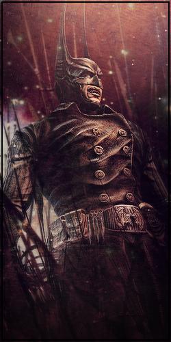 Evil Batman Wallpaper Evil Batman by rancidf...