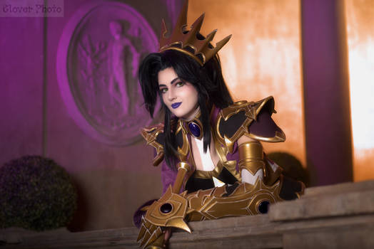 Li-Ming Cosplay - Heroes of the Storm