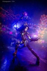 Li-Ming Cosplay - Heroes of the Storm