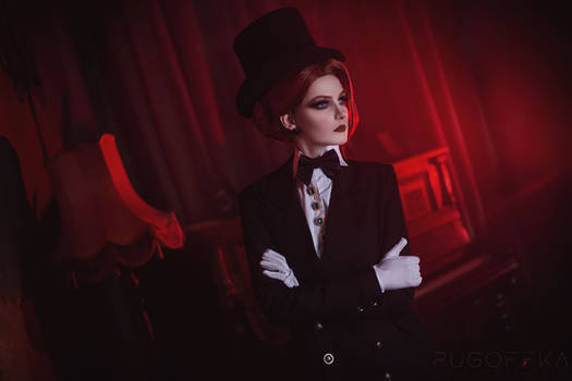 Mary Spencer Trinity Blood cosplay