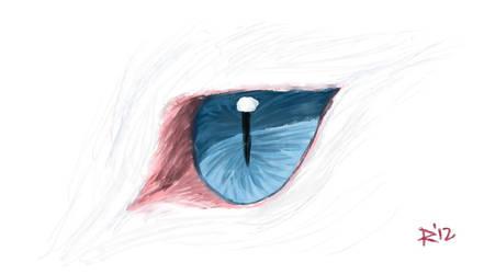 Cat's Eye by TheLittlePsycho
