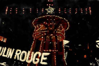 Moulin Rouge Speedpaint by TheLittlePsycho