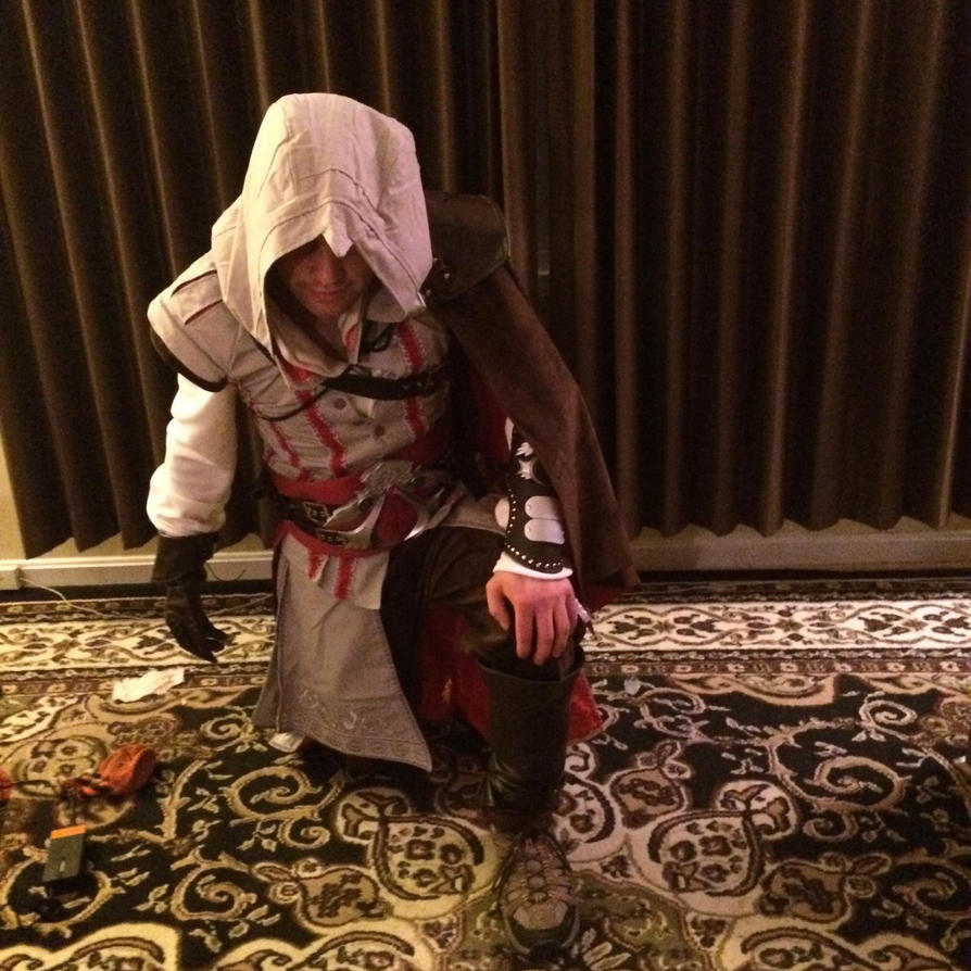 Ezio Outfit 3 by hunterXIII