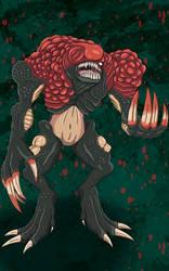 Hunter Beta Resident Evil 3 Nemesis (PS1)