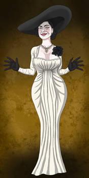 Alcina Dimitrescu (Resident Evil Vampire Mommy)