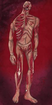 Naked Zombie (Resident Evil)