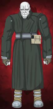T-00 Tyrant (Mr. X)